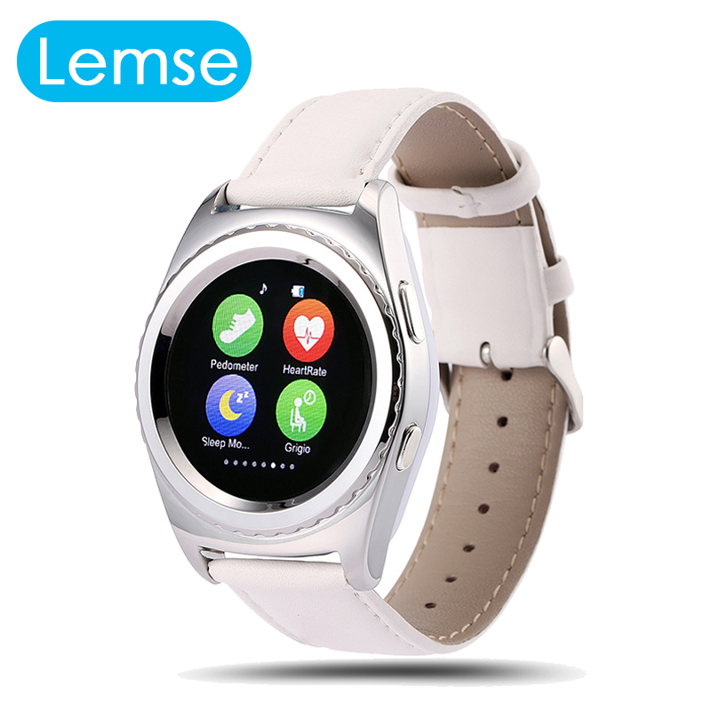 New G4 Smart Watch Bluethooth Support Sim TF Card Heart Rate Health Tracker font b Smartwatch