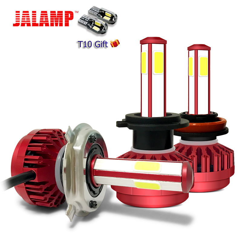 10000lm/set 12 v 24 v H9 H8 LED Scheinwerfer H4 H7 Led-lampe 9005 HB3 9006 HB4 H11 led Auto Lampen Nebel Licht Vorne Scheinwerfer Auto Licht