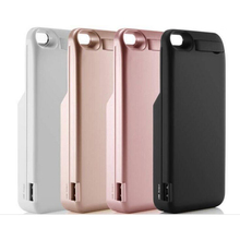 4200mAh Portable Phone Battery Charger Case with USB Port External Backup Power Bank Charging Case Cover For iPhone 5 5S SE все цены