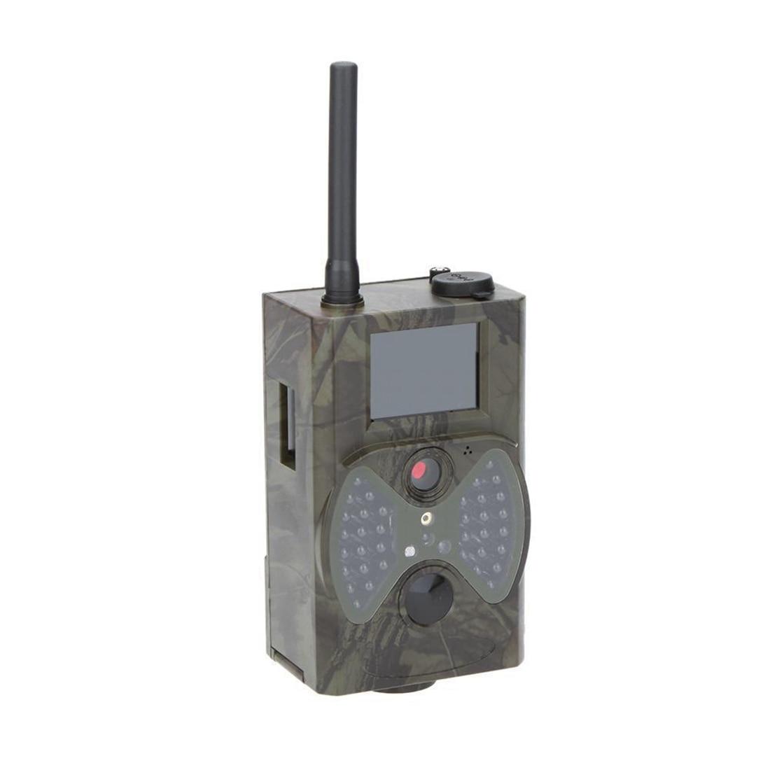 940NM Scouting Hunting Camera HC300M GPRS MMS Infrared Trail GSM IR LED J6F0 940nm scouting hunting camera hc300m new