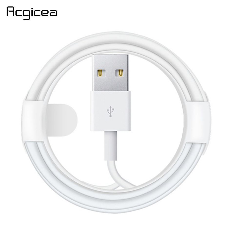 For iPhone Cable Original 2A Fast Charging Cable For iPhone XS Max XR X 8 7 6 6S 5 5S iPad Cord Mobile Phone Charger USB Cables(China)