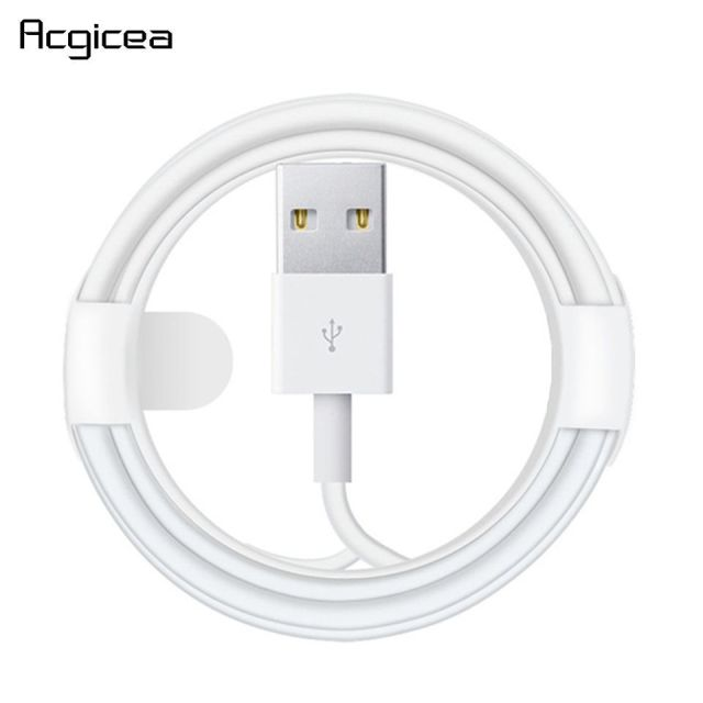 For iPhone Cable Original 2A Fast Charging Cable For iPhone XS Max XR X 8 7 6 6S 5 5S iPad Cord Mobile Phone Charger USB Cables