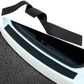 Car Rear Bumper Scuff Protective Sill Cover For VW Jetta Passat Golf POLO Skoda Octavia A5 A7 Fabia Superb For Audi A3 A4 A6 A7