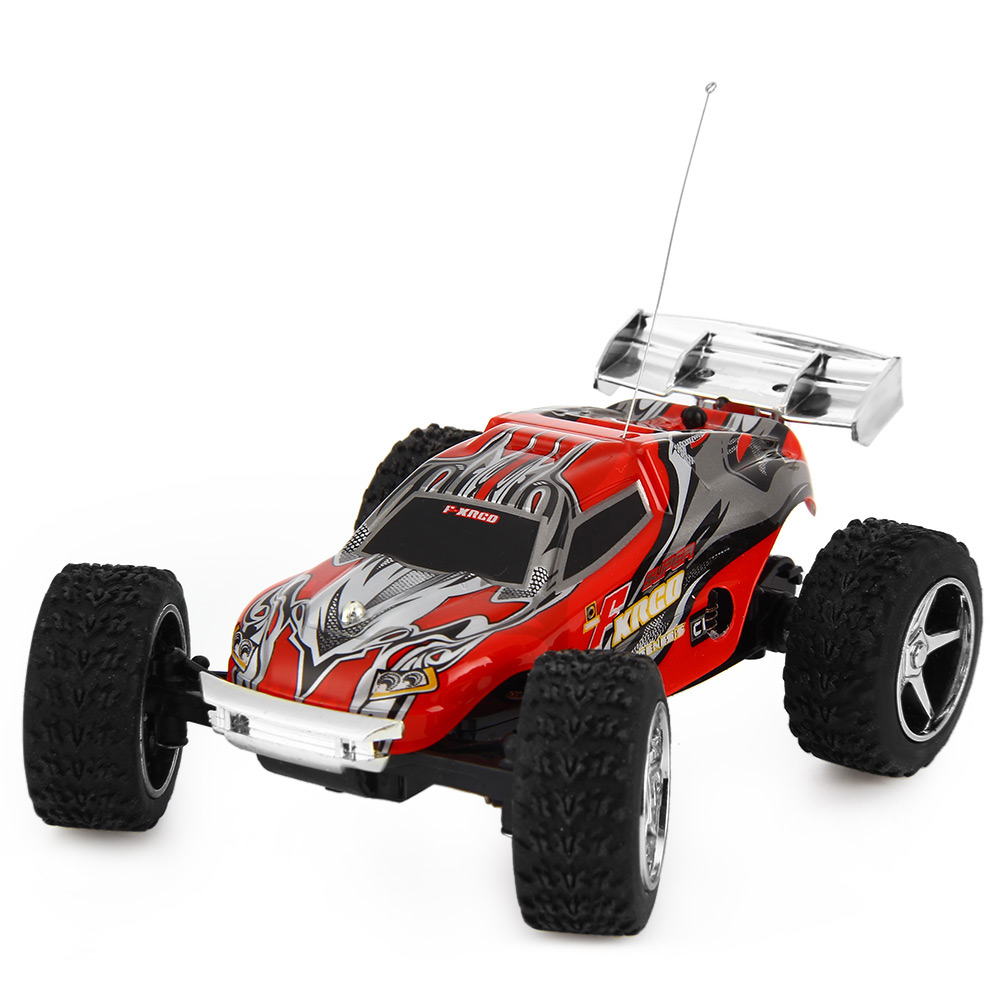 WLtoys WL 2019 WL2019 5 Speed Gears Remote Control Monster Truck Toy RC Car Motor Electric Off Road Drift Car Kart Mode