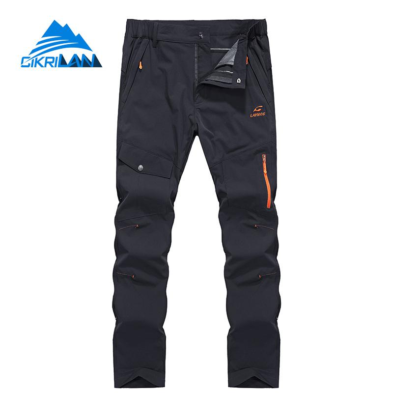 New Spring Summer Sun Protective Anti uv Quick Dry Outdoor Pants Men Hiking Trekking Climbing Trousers