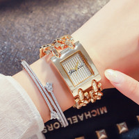 Diamond Women Watches Gold Luxury Brand Bracelet Watch Ladies Fashion Quartz Wristwatches Gifts For Women Clock relogio feminino