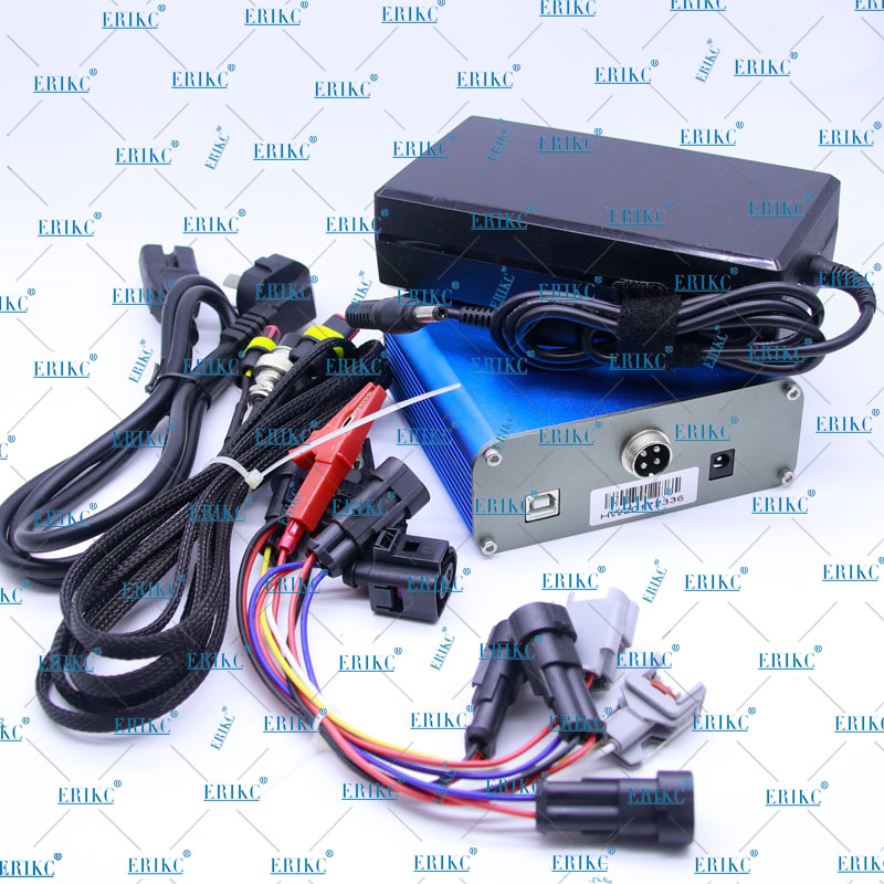 110V & 120V Electromagnetic and Piezo Common Rail Injector Tester and CRI100 Diesel Fuel Common Rail Injector Tester Simulator (3)