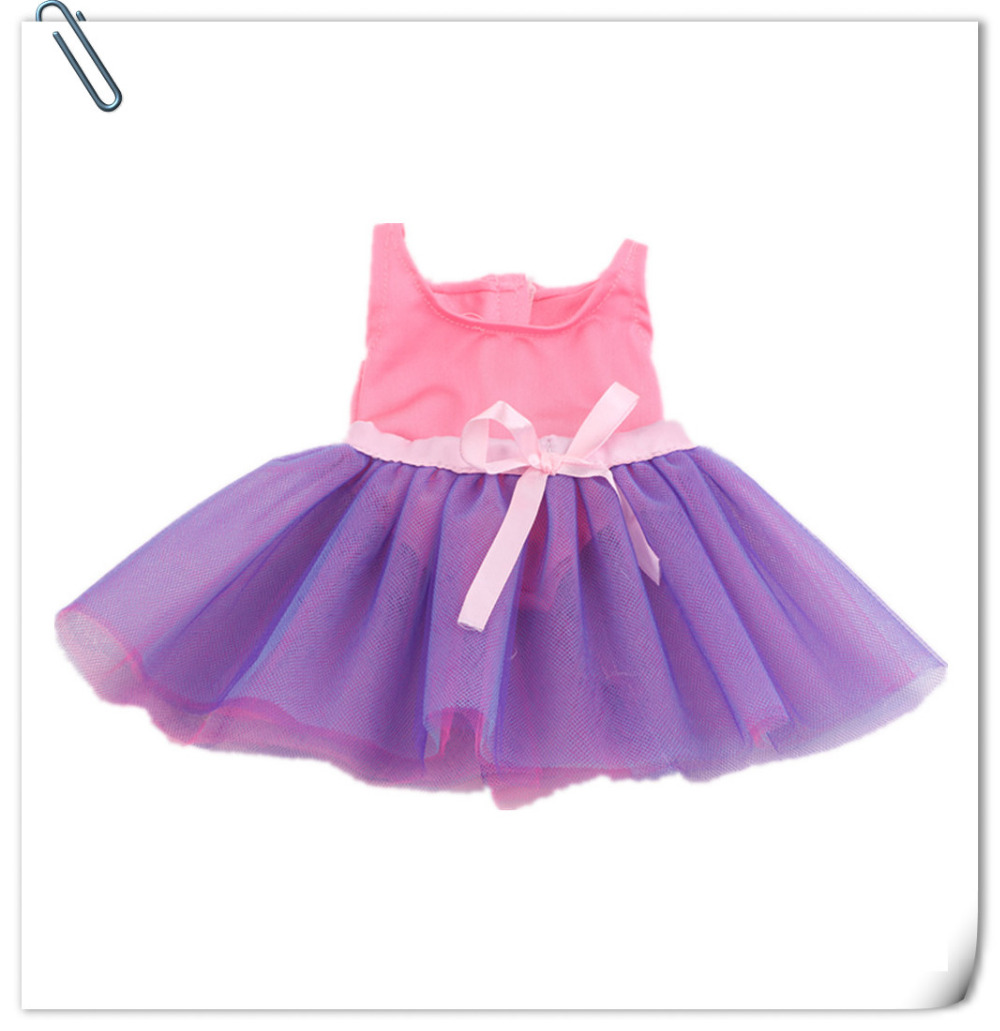 New Style Random match Dress Doll Clothes Wear For ...