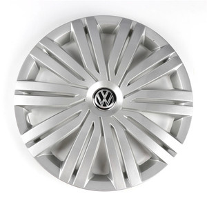 OEM 1 шт хром 415 мм 41,5 см колпак ступицы центра колеса крышка логотип эмблема Замена для Фольксваген Поло 2017 6RD 601 147 H