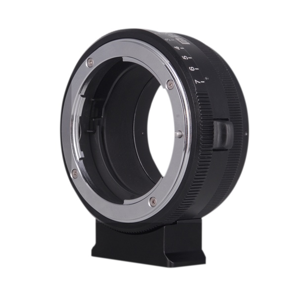 MEIKE MK-NF-E Manual Focus Lens Mount Adapter Ring All Metal for Nikon F Lens to for Sony E Mount Camera A7 A7R Full Frame цена и фото