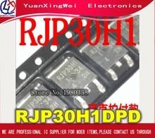 Frete grátis 50 pçs/lote RJP30H1 RJP30H1DPD PARA-252 100% Remodelado qualidade/New original Opcional