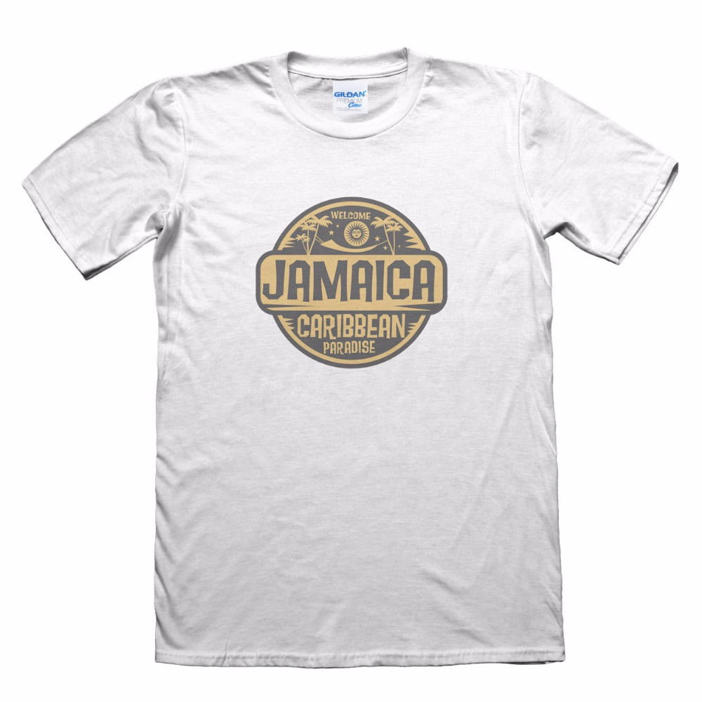 Design Your Own Brand Clothing | 2018 New Fashion Brand Clothing Create Your Own T Shirt Jamaican