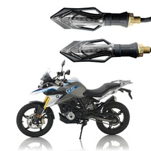 For BMW K1300R K1300GT K1600B F800GS F750GS R1200GS Adventure Motorcycle Indicator Turn Signal LED Light 5 Color Signal lamp