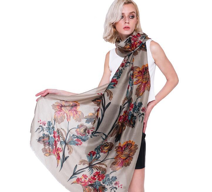 M8 High quality flower cotton viscose hijab scarf shawl islamic scaf/scarves wrap headband  180*90cm 10pcs/lot can choose colors
