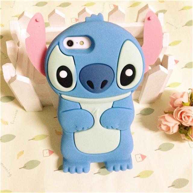 coque iphone 6 stitch silicone