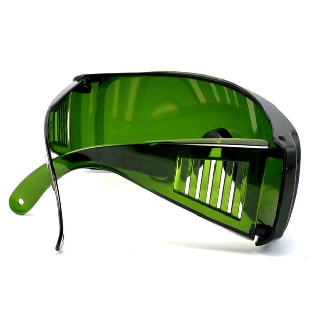 Gafas de seguridad ipl gafas protectoras ipl e-luz 190nm-2000nm