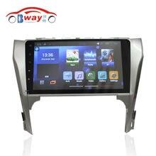 Bway 10.2 «autoradio pour Toyota Camry 2012 android 6.0.1 lecteur dvd de voiture avec bluetooth, gps navi, CFC, wifi, Miroir lien, DVR