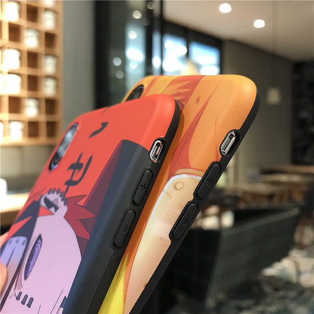 Kurama Pain Case for iPhone Models