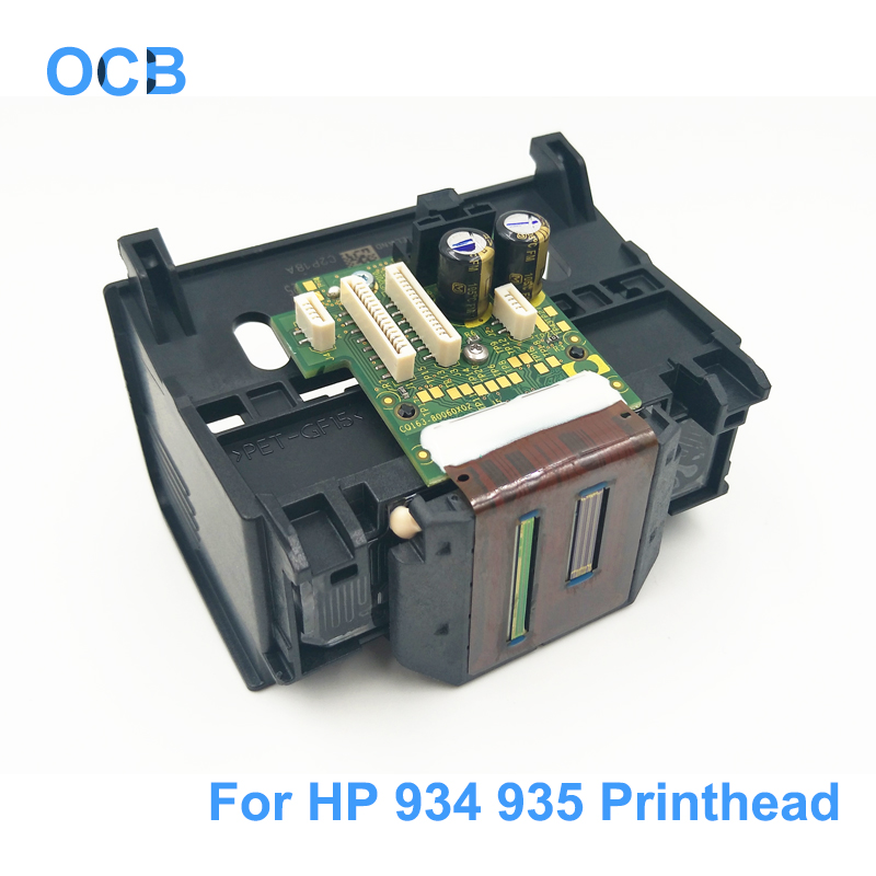 US $29 99 |C2P18A 934 935 XL 934XL 935XL Printhead Printer Print head For  HP 6800 6810 6812 6815 6820 6822 6825 6830 6835 6200 6230 6235-in Printer