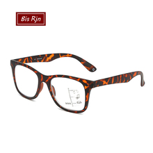 Progressive Multifocus Glasses Anti-blue light Multi Focus Reading Cats eye Transition Women Men Eyewear Frames Z1809
