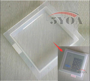 Protection Anti Rain Waterproof Cover Protective Shell face mask Casing Box for RFID Access Control device machine system
