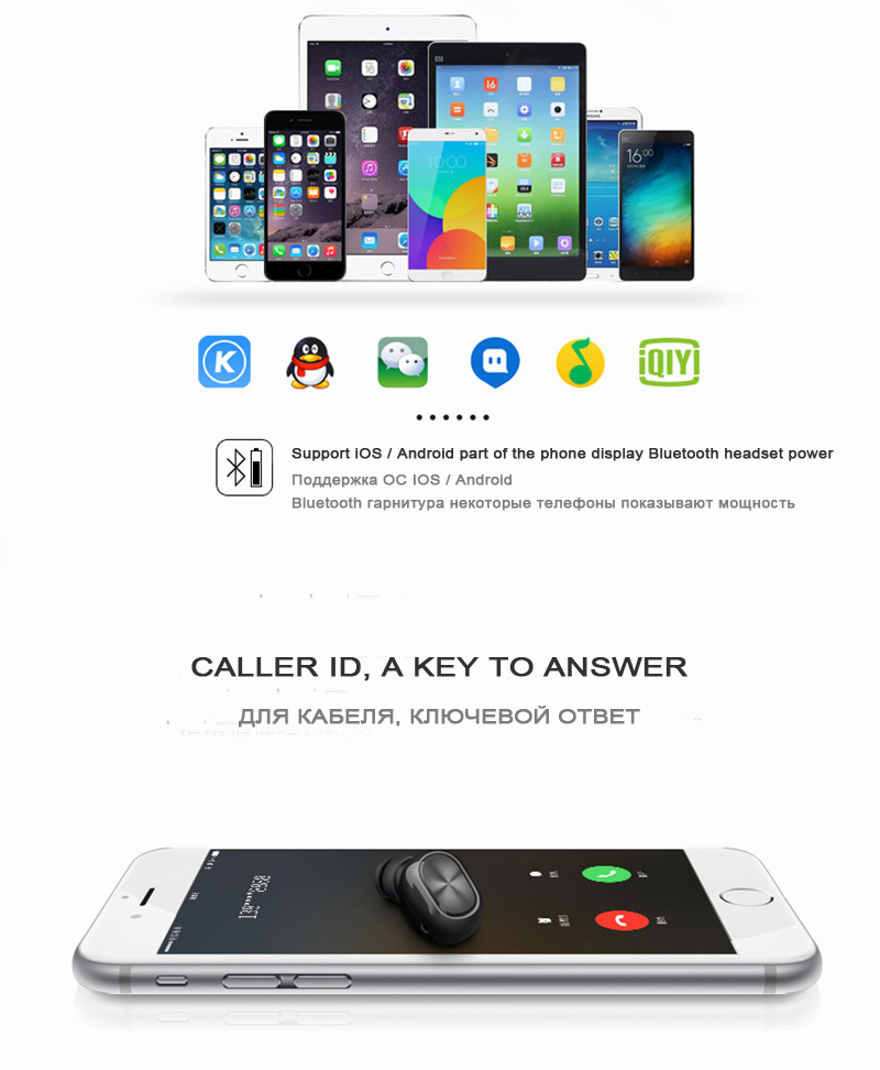 Q1 Q26 K8 Mono Stereo Bluetooth Earphone And Hidden Invisible Earpiece For Phones 14