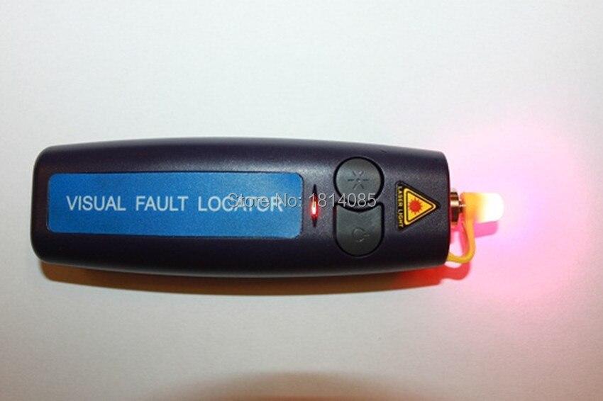 Jyttek 1mw Red Laser Light Fiber Optic Cable Tester Visual Fault Locator