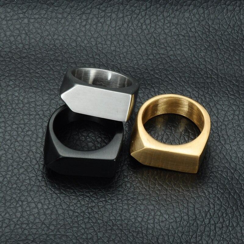 a8bd085a Kina stål ringer for menn produsenter og leverandører - fabrikken ...