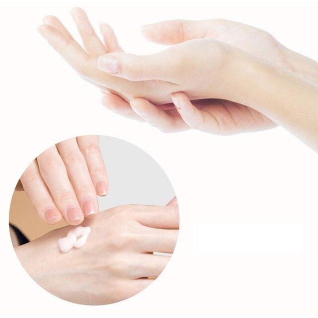 Plants Hand Cream Set 5pcs Aloe Green Tea Propolis Moisturizing Hand Cream Nourishing Anti Chapping Oil Control Hand Care 5