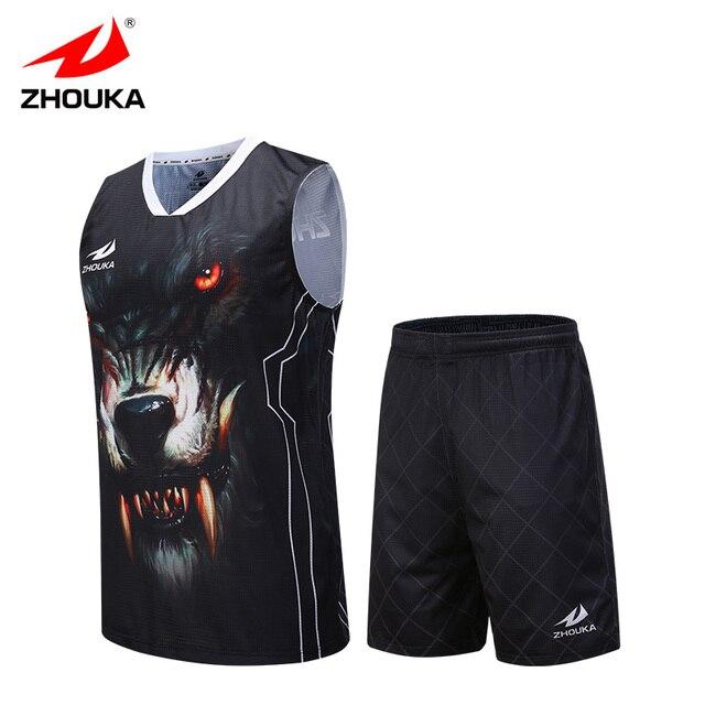 5c3c6e6e1d Nova camisa da equipe de basquete Personalizada camisa de basquete formação  terno impressão personalizado 100%