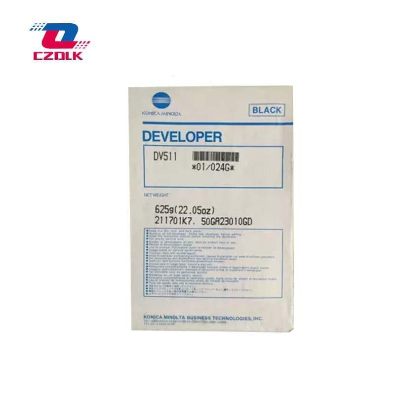 New compatible Dv511 Developer for Konica Minolta bizhub 420 500 421 501 360 361 625g/bag Developer эван эпо 15