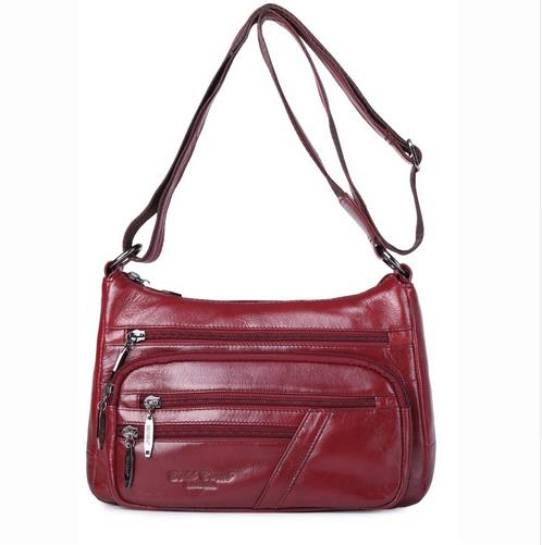 NEW High quality leather women messenger shoulder bag small shopping female bag women's crossbody bags trend bag