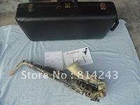 Wholesale Be Sure To Watch Very Beautiful Grind Arenaceous Bronze Archaize Alto Saxophone