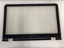 New for Hp M6-p114dx Touch Screen Glass with Bezel