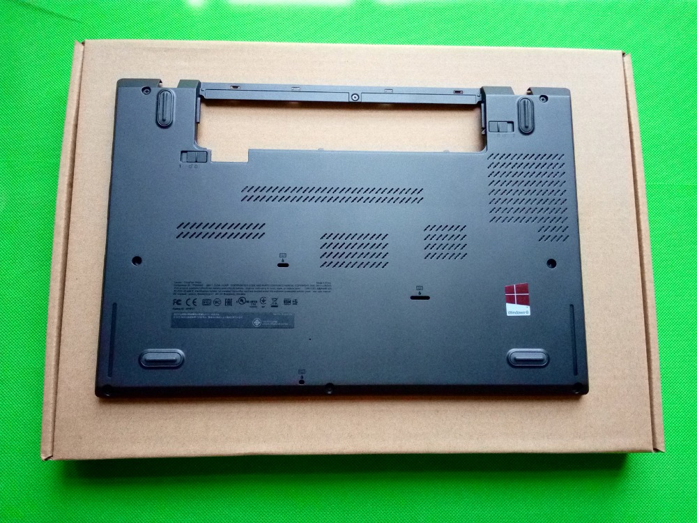 New Original ThinkPad Lenovo T440S base bottom case cover AM0SB000900 04X3989 WO/DockLaptop Replace Cover