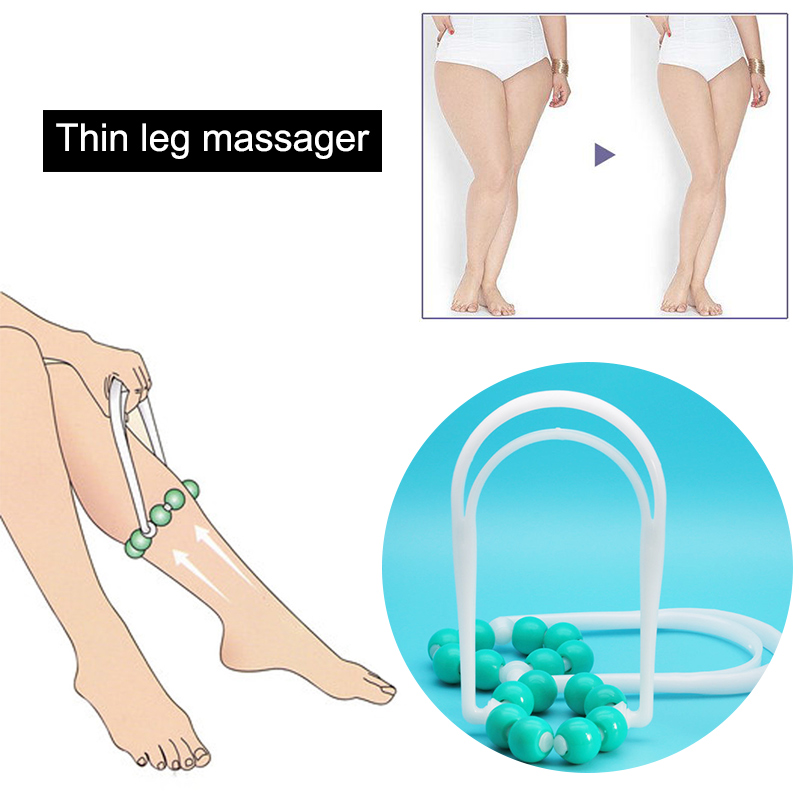 Anti Cellulite Massager Stick Anti-Cellulite Trigger Point Stick Foot Leg Slimming Leg Massage Muscle Roller