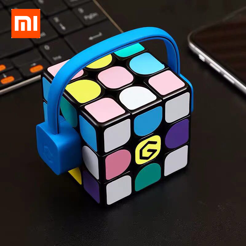 Xiaomi Giiker i3Y Super Cube Learn With Fun Bluetooth Connection Sensing Identification Intellectual Development Toy