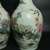 Niebieski Glazury Butelki misternie ręcznie pracy rzemiosła chiński antyczne kolekcji