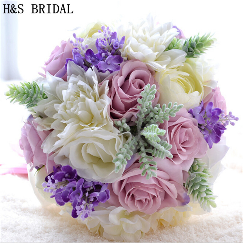 Beautiful Flowers For Weddings: New Arrival Magical Colorful Beautiful Colorful Bridal