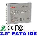 "50% OFF Kingspec 2.5 ""44PIN PATA IDE SSD 8 ГБ 16 ГБ 32 ГБ 64 ГБ 128 ГБ Solid State Disk Flash Drive Компьютер SSD Жесткого Диска для Ноутбуков"