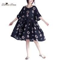 BelineRosa 2017 Casual Women Summer Dresses Women S Fashion Sleeveless Black Vest Long Dresses Fit M