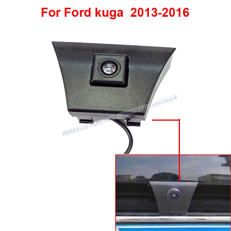 For Ford Edge 2015 2016 Kuga 2013 Front View font b Camera b font Firm Installation