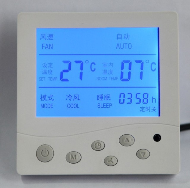 Factory direct central air conditioning thermostat, air conditioning ...
