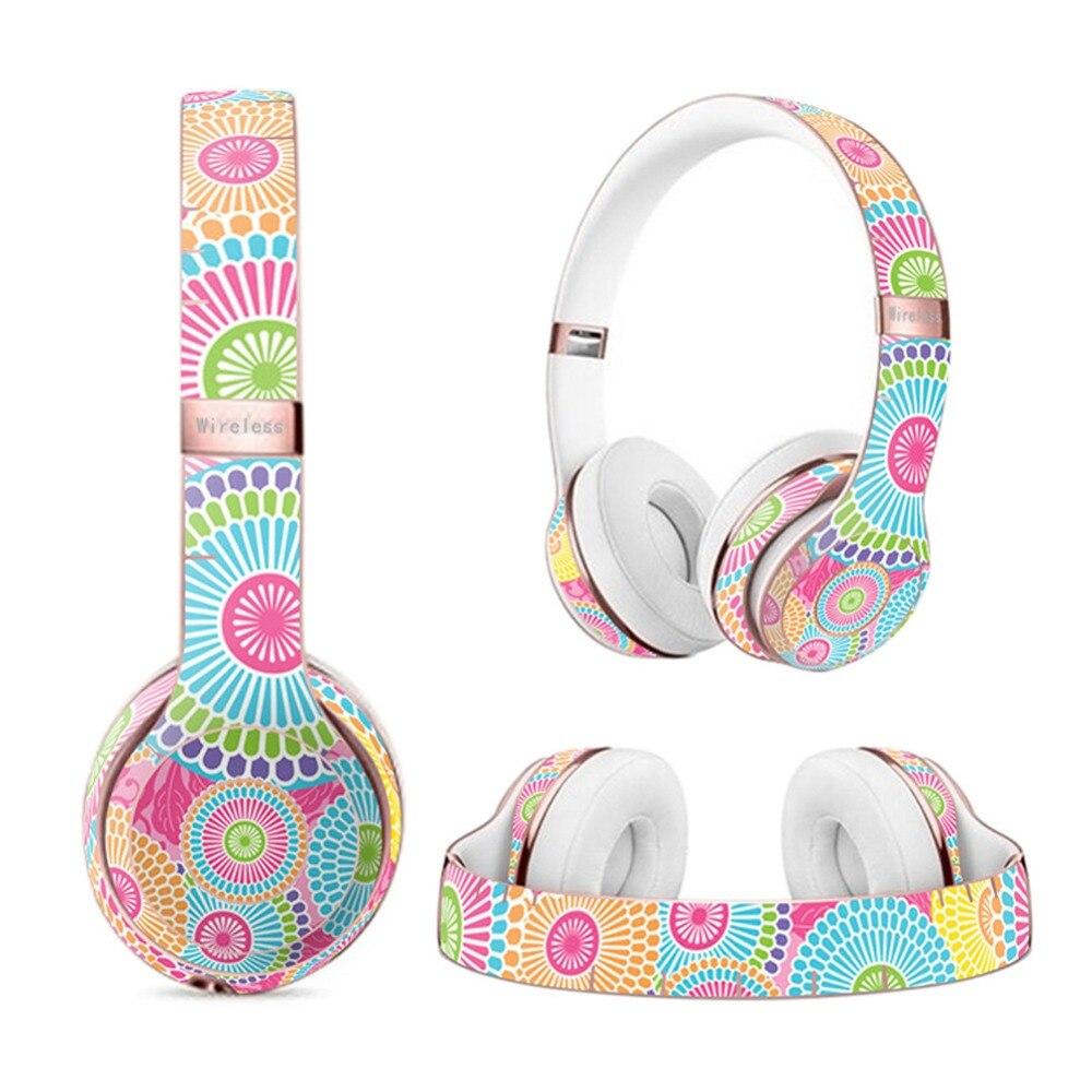 MüHsam Haut Aufkleber Für Beats Solo3 Drahtlose Kopfhörer Vinyl Körper Shell Schutzhülle Aufkleber Wrap 072 # Unterhaltungselektronik