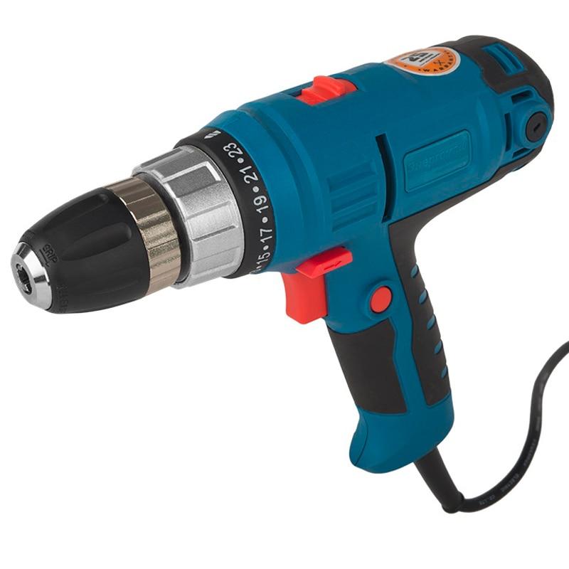 Drill driver electric Energomash DU-2145p dmiotech 20 pcs electric drill motor carbon brushes 10mm 11mm 13mm 17mm 6mm 7 5mm 7mm 8mm 9mm