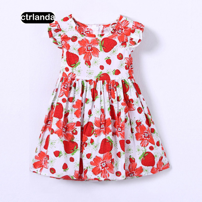 children girl princess dress 100% cotton floral dresses summer children clothing baby girls casual dress for girl 2-7y clearance baby dresses princess girls dress 2 5years cotton clothing dress summer clothes for girl