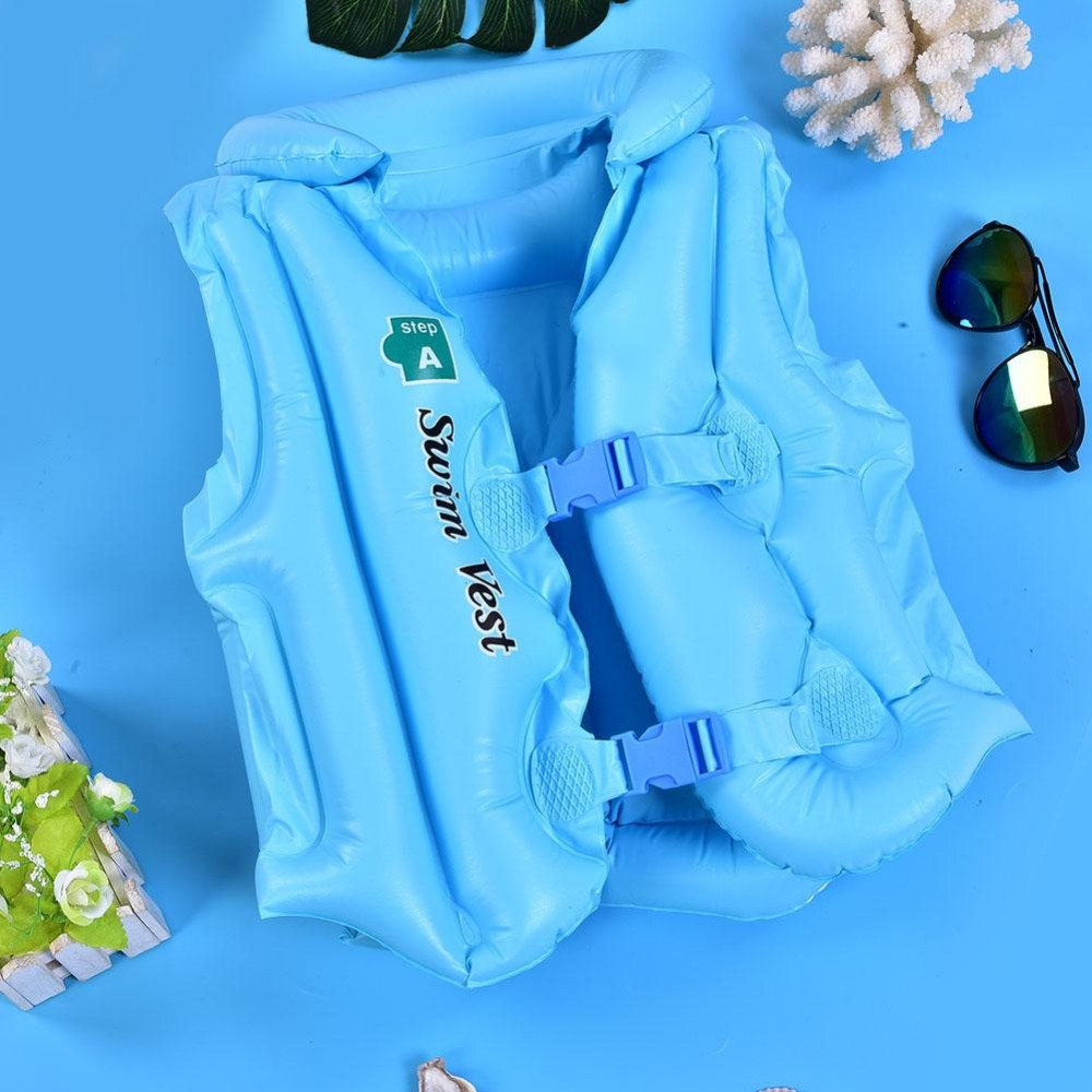Children Swimming Safety Jackets Lifesaving Vest Life Waistcoat Boating Kids