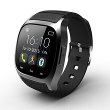2017 Original M26 Smart Watch Sport Bluetooth Smartwatch Waterproof  MTK Sync Pedometer Wristwatch For Android And IOS Phone