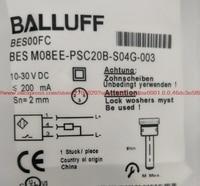 100% new bes M08EE-PSC20B-S04G-003 근접 스위치 dc pnp normally open sensor