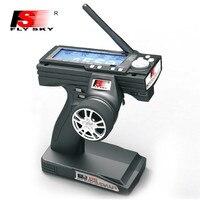 Flysky FS GT3B FS GT3B 2 4G 3CH HTN Negative Blue LCD Gun Control With FS